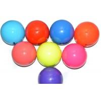 Мяч гимнастический ZEL RG150 15см