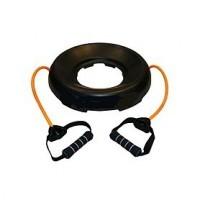 Подставка для фитбола с эспандерами PS FI-0850(T)