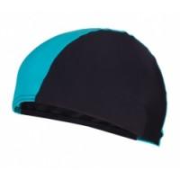 Шапочка для плавания Spokey Lycras, черно-синий