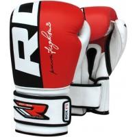 Боксерские перчатки RDX Red Pro