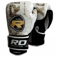 Боксерские перчатки RDX Ultra Gold