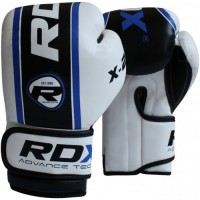 Детские боксерские перчатки RDX White
