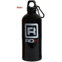 Бутылка для воды RDX Aluminium Black 600ml
