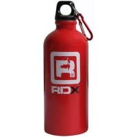 Бутылка для воды RDX Aluminium Red 600ml
