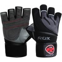 Перчатки для фитнеса RDX Pro Lift Black