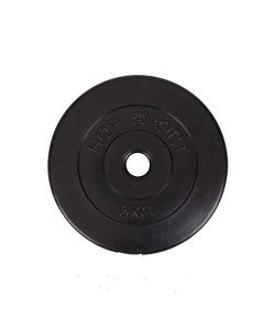 Композитный диск для штанги Hop-Sport 5 кг