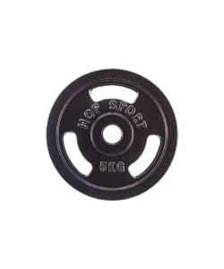 Диск чугунный Hop-Sport Strong 5 кг