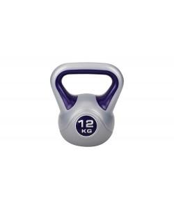 Гиря Hop-Sport винил 12 кг
