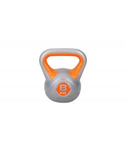 Гиря Hop-Sport винил 8 кг