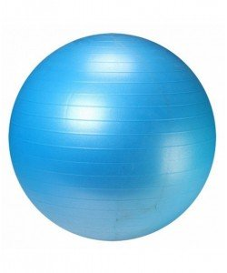 Фитбол LiveUp ANTI-BURST BALL 55 см