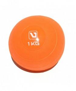 Медбол LiveUp SOFT WEIGHT BALL 1 кг
