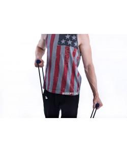 Резиновый эспандер Лыжник-боксер жесткость №3 Onhillsport, анатомические усиленные ручки