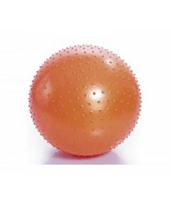 Гимнастический мяч с игольчатой поверхностью 75 см M-175