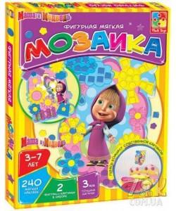 Набор для творчества Мозаика VT2301-03
