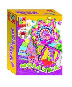 Набор для творчества Мозаика со стразами VT4303-01