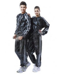 Костюм-сауна (весогонка) Exercise Suit PS FI-801-R 0,17 мм