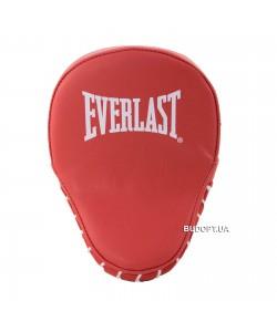 Лапа боксерская изогнутая (лапы для бокса) из PVC Everlast BO-3955 1шт