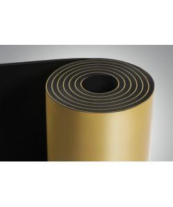 Вспененный каучук 10мм с липким слоем
