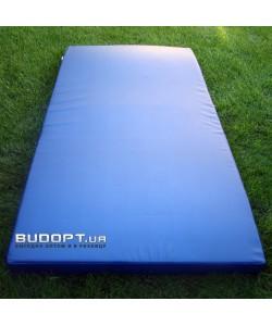 Мат гимнастический, спортивный (кожвинил) 2 х 1 х 0,1 метра