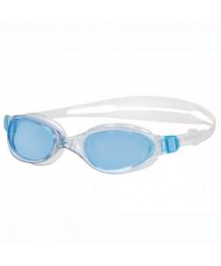 Очки для плавания Speedo Futura Plus, бело-голубой