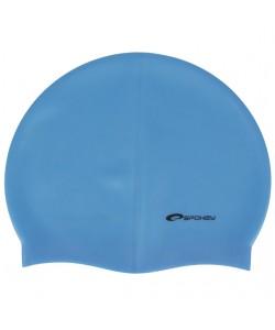 Шапочка для купания Spokey Summer, синяя (85346)