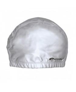 Силиконовая шапочка для плавания Spokey Torpedo, серая