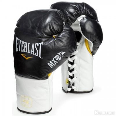 Профессиональные перчатки EVERLAST MX Pro Fight