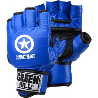Перчатки для ММА GREEN HILL CFBM-2085