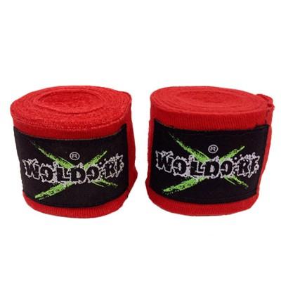 Бинты боксерские Woldorf (в ассортименте)