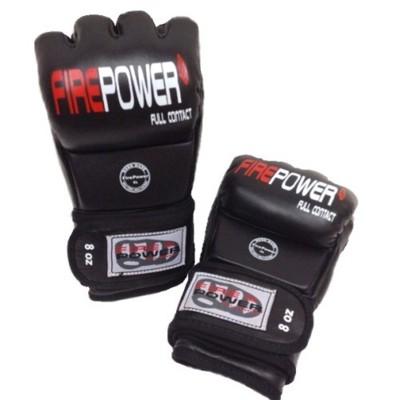 Перчатки для ММА FirePower FPMGA2