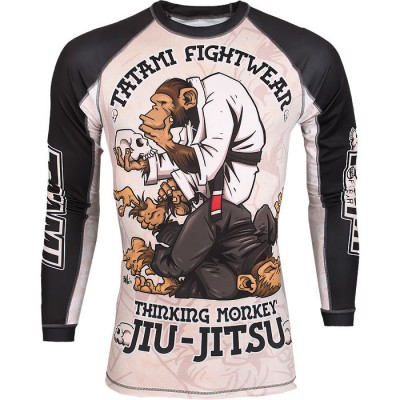 Рашгард Tatami Fightwear Thinker Monkey