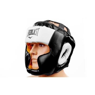 Шлем боксерский с полной защитой FLEX ELAST VL-8207