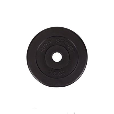 Композитный диск для штанги Hop-Sport 2,5 кг