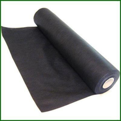 Агроволокно (спанбонд) IZOLON AGRO 50 черный UV 1,6х100