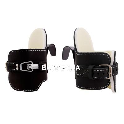 Крюки на ноги (инверсионные, гравитационные ботинки для турника) Comfort OS-6304