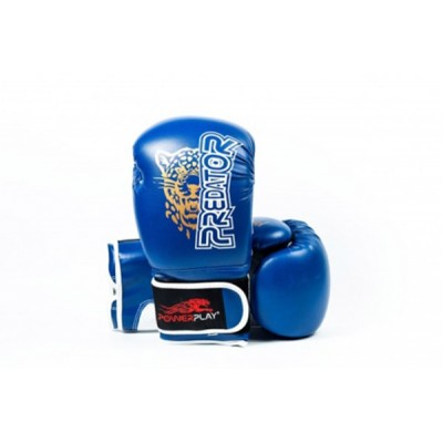 Боксерские перчатки PowerPlay 3009 Leopard Predator Series
