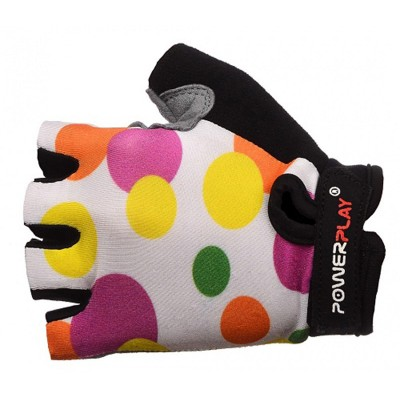 Детские велоперчатки PowerPlay 5453