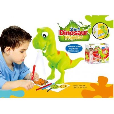 Проектор Динозавр RoyalToys 8189 для рисования