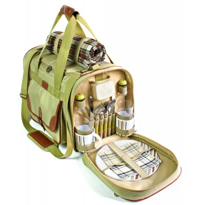 Набор для пикника на 4 персоны Time Eco TE-430 Premium Picnic