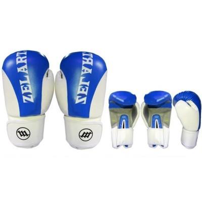Перчатки боксерские Кожа Zelart ZB-3627