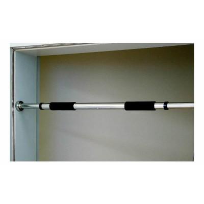 Раздвижной турник в дверной проем (для дома, квартиры), Zelart Fl-2211 80-120 см