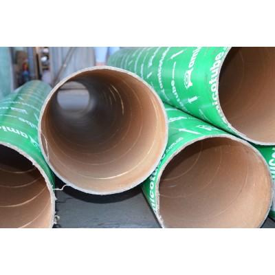 Картонная опалубка колонн 800мм, 4метра