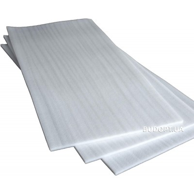 Газовспененный полиэтилен листовой 50мм (НПЭ листовой 50мм)