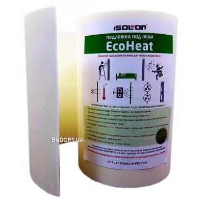 Утеплитель/подложка под обои EcoHeat 3мм