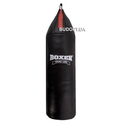 Груша боксерская Boxer Большой шлем (кожа)