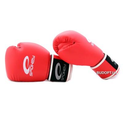 Перчатки боксерские Spokey Benten 12 унций