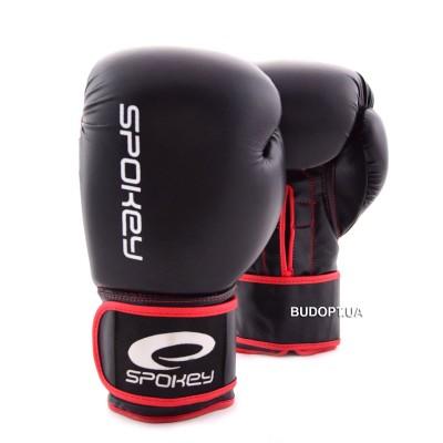 Перчатки боксерские Spokey Hayen 10 унций
