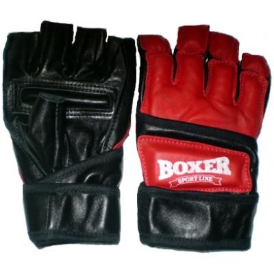 Перчатки Каратэ XL Boxer, кожа
