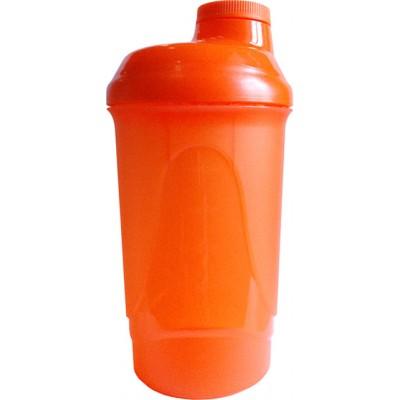 Шейкер Wave 600 ml оранжевый