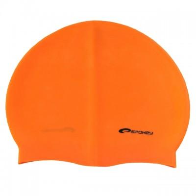 Шапочка для купания Spokey Summer, оранжевая